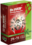 Dr.Web Security Space PRO (Security Space + Брандмауэр)