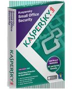 Kaspersky Small Office Security (защита малых предприятий)