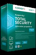 Антивирус Kaspersky Total Security